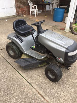 """Craftsman 42"""" riding lawnmower for Sale in Sewickley, PA"""