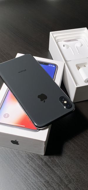iPhone X 64gb Unlocked!! for Sale in Chandler, AZ