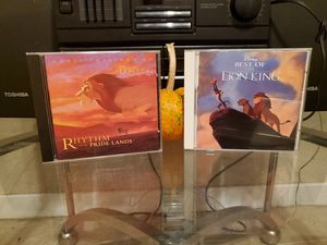 Lion king CDs for Sale in Stockton, CA