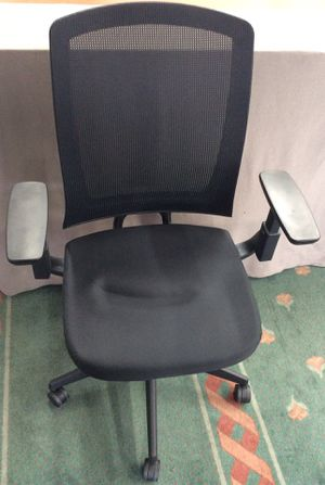 NEW HON H2281 Lora Office Chair- Mid Back Mesh Desk Chair Black for Sale in MD CITY, MD