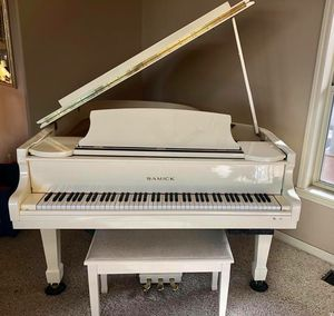 Samick Baby Grand Piano with Player for Sale in Payson, AZ