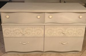Hand painted 3 piece bedroom set:$500 or see below ind pricing for Sale in Woodbridge Township, NJ