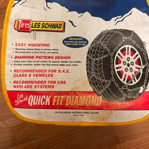 Tire Chain for Sale in University Place, WA