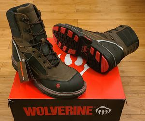 Wolverine Work Boots size 8.5,9,9.5 and 10 for Men. for Sale in Paramount, CA