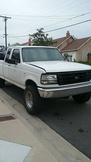 1995 FORD F150 for Sale in San Diego, CA