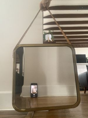 Hanging Wall Mirror for Sale in Long Beach, CA