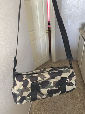 Bape, Mini duffel bag for Sale in Corona, CA