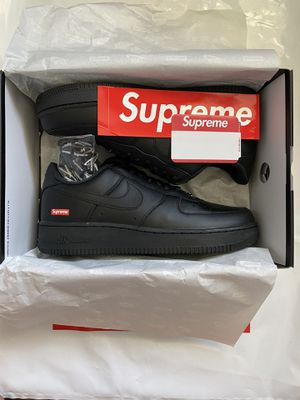 Supreme FW20 Air Force 1 Low/Supreme for Sale in Hacienda Heights, CA