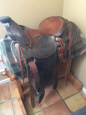 SADDLE-original RE Donaho San Angelo Tx. for Sale in Abilene, TX