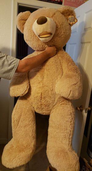 Huge bear stuffed animal for Sale in Wittmann, AZ