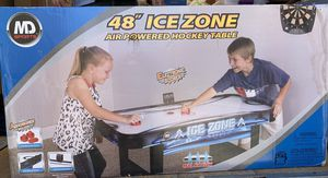 "MD 48"" Ice Zone Air Powered Hockey Table for Sale in Brentwood, NC"