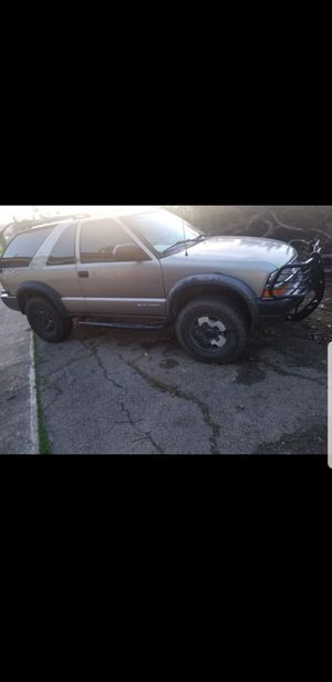 2002 Chevy Blazer ZR2. NO LOW BALLERS for Sale in Tracy, CA