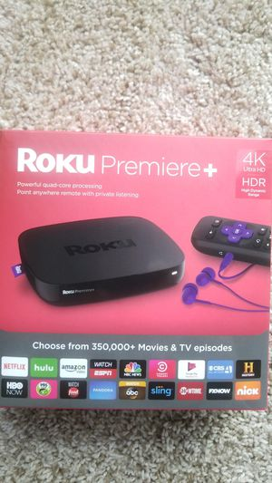 Roku premiere + for Sale in Sterling Heights, MI