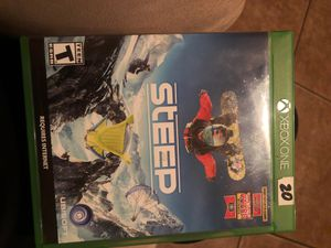 Xbox One Steep! for Sale in Chandler, AZ