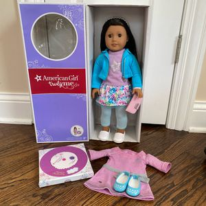 American Girl #42 doll with accessories & outfit for Sale in Chicago, IL
