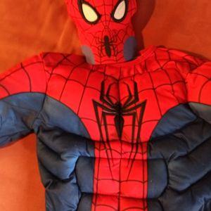 Spiderman Costume, medium sized for Sale in Renton, WA