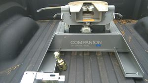 Bw trailer hitches companion for Sale in Booneville, AR