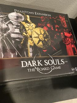 Dark Souls The Board Game Phantoms Expansion SEALED for Sale in Beaverton,  OR