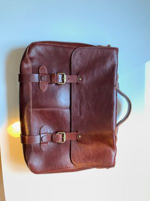 Johnston and Murphy messenger bag for Sale in Tigard, OR