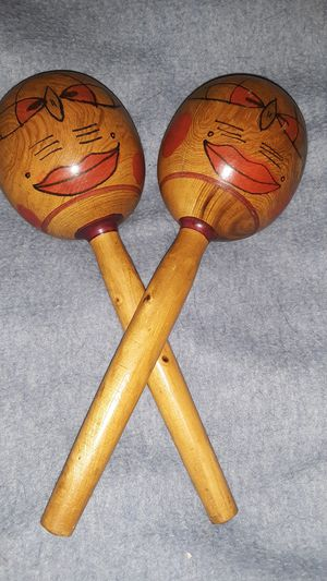 Maracas From Mexico for Sale in Reisterstown, MD