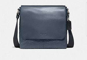 Mens brand new coach messenger bag. for Sale in Santa Ana, CA