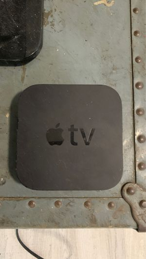 Apple TV 3rd Generation for Sale in San Jose, CA