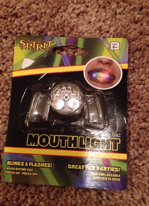 Mouthlight Halloween fun for Sale in Tacoma, WA