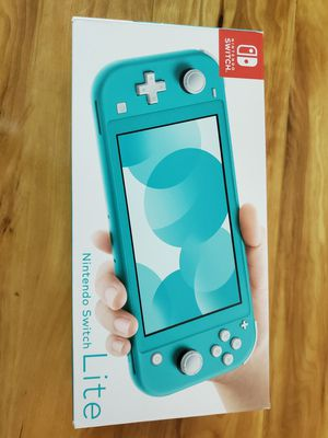Brand New Nintendo Switch Lite for Sale in Columbus, OH