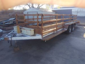 Trailer / car hauler 2700$ for Sale in Phoenix, AZ