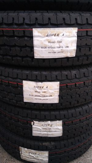 205/75R15 Trailer Tire Sale!!! for Sale in El Sobrante, CA