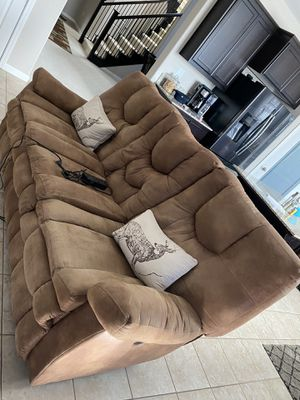 Electric Reclining Sofa for Sale in Danville, CA