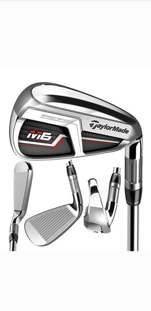 New Taylormade M6 ladies iron set 6-SW for Sale in Hanover, MD