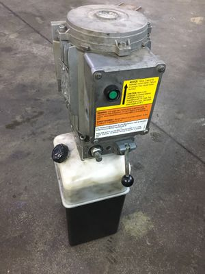 Hydraulic 10,000lb A/C Power Motor for Roatry Lift for Sale in Boston, MA