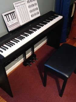 Yamaha P-125 88 Key Digital Piano for Sale in McDonough,  GA