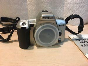 Minolta SLR camera for Sale in Bloomingdale, IL