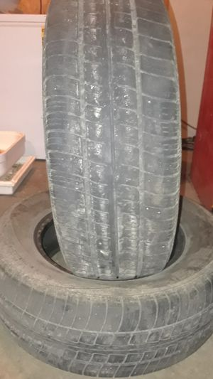 Big O Euro Tour 235/65R16...2 tires for Sale in Richland, MO