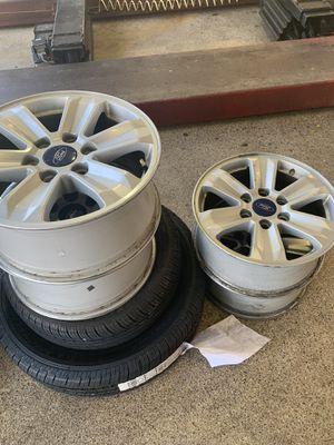 "Used 17"" OEM Ford F-150 wheels for Sale in Hilton Head Island, SC"