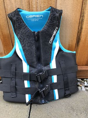 obrien Life jacket for Sale in Lynnwood, WA