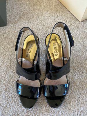 Michael Kors open toe heels Size 6 for Sale in Seattle, WA