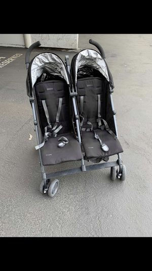 Uppa baby double stroller for Sale in Seattle, WA
