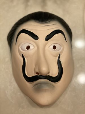 Money Heist/Casa de Papel Mask for Sale in Kissimmee, FL