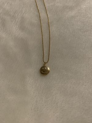 Happy Face necklace from Gearys of Beverly Hills for Sale in Irvine, CA