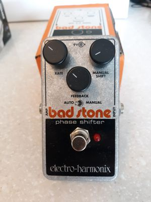 Electro Harmonix Bad Stone Phaser for Sale in Middletown, PA