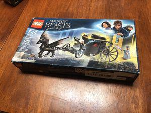 Lego Harry Potter Fantastic Beasts Grindewalds Escape 75951 for Sale in Los Angeles, CA