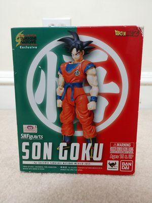 Mexico Goku SH Figuarts**Rare**Dragon Ball Z**DBZ for Sale in The Bronx, NY