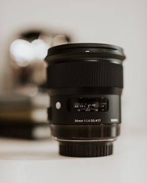 Sigma 24mm 1.4 Canon for Sale in College Park, MD