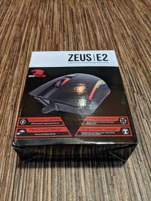 IBuyPower Zeus E2 3200 DPI Gaming Mouse (Brand New) for Sale in Kirkland, WA