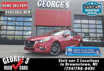 2018 Mazda Mazda3 for Sale in Brownstown,  MI