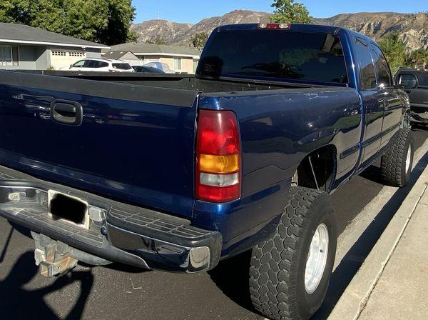 2002 Chevy Silverado