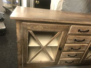 Buffet- Consol table for Sale in Rockville, MD